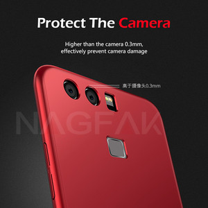 Image 4 - Luxury 360 Degree Protection Full Cover Phone Case For Huawei P10 P9 P8 Lite Shockproof Cover honor 9 9 Lite 8 Case Glass