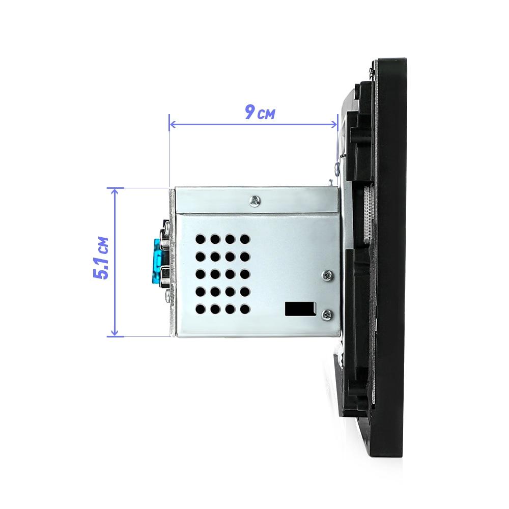 Car Radio Player Mirror Link autoradio 2 din For Toyota Corolla E140150 2008 2009 2010 2011 2012 2013 Auto stereo Rear Camera (2)