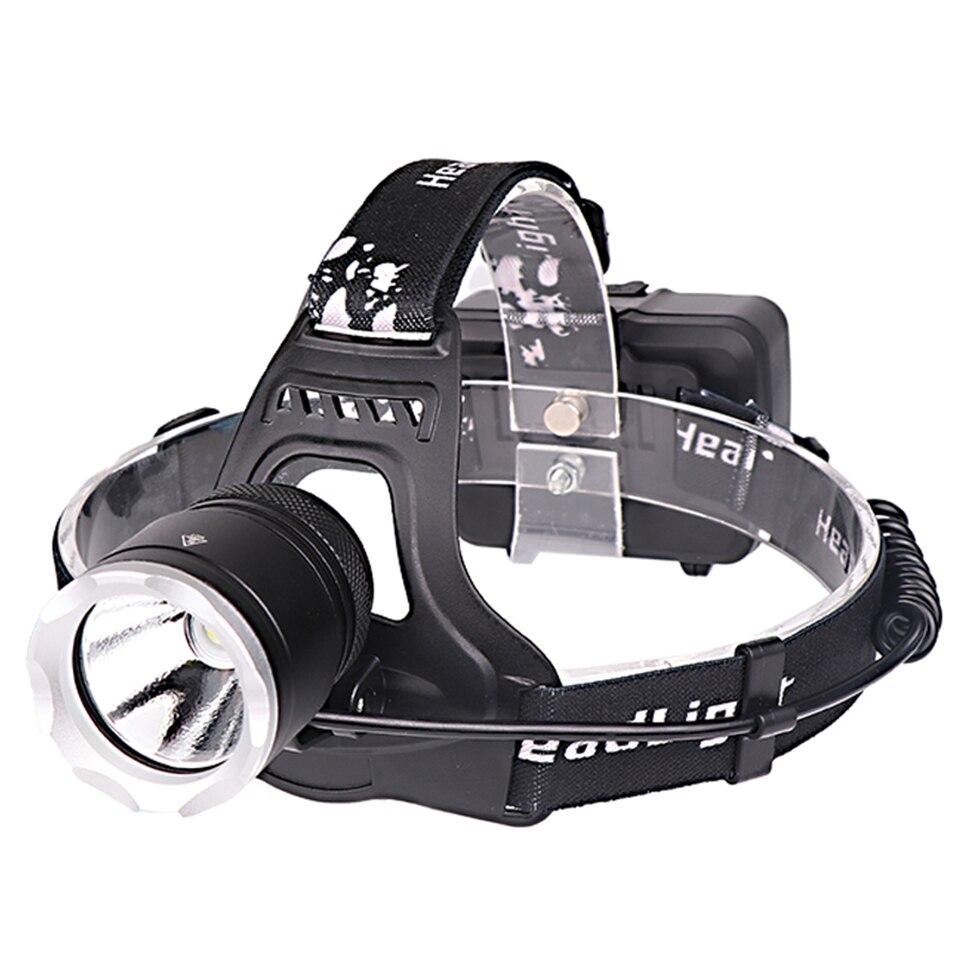 XHP 70,2 die meisten helligkeit leistungsstarke Led scheinwerfer Scheinwerfer led xhp70 xhp50 kopf lampe taschenlampe Laterne