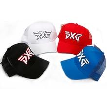 f286cc6fd17 pm99 Brand New PXG 4 Clour Baseball cap Outdoor sunscreen shade sport golf  hat Men