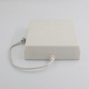 Image 4 - GSM Antenna 4G LTE antenan 8dBi 3G outdoor antenna N female 806 2700MHz directional antenna for celluar signal amplifier