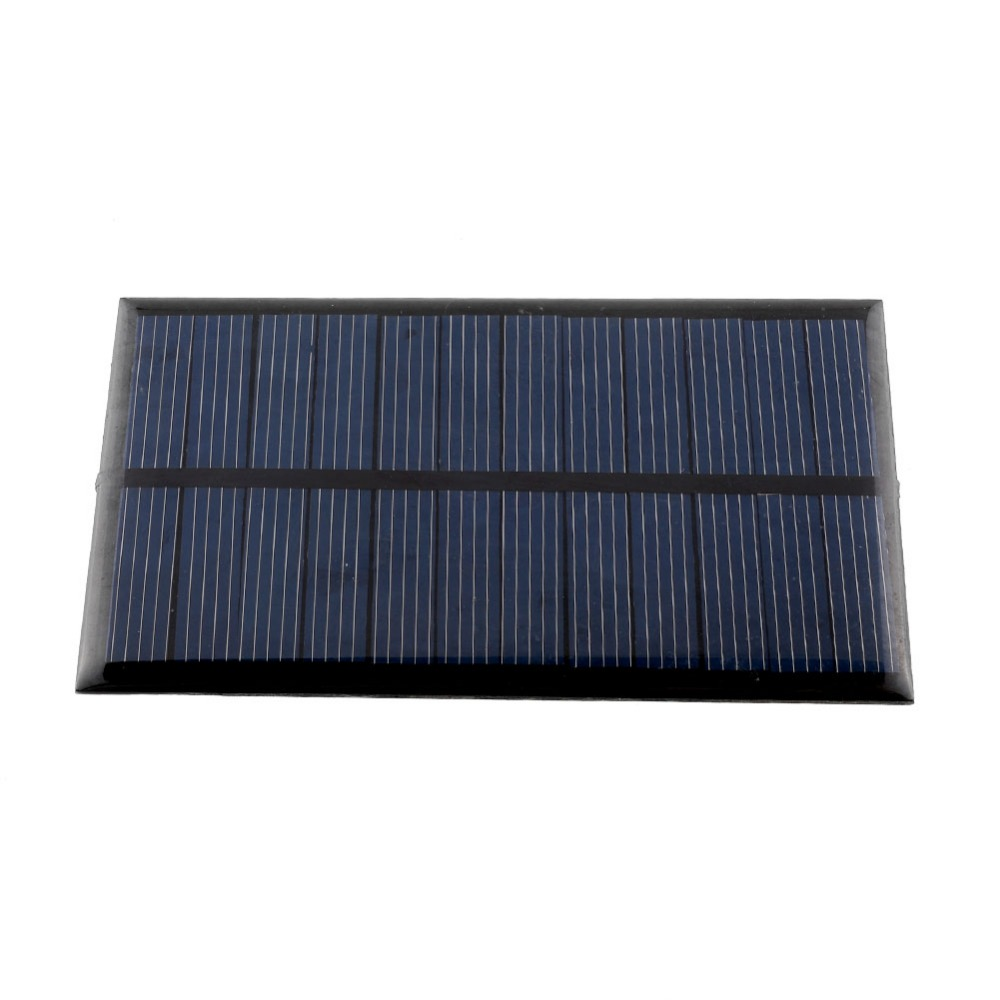 Mini 6v 1w Solar Panel Solar System Module Home Diy Solar