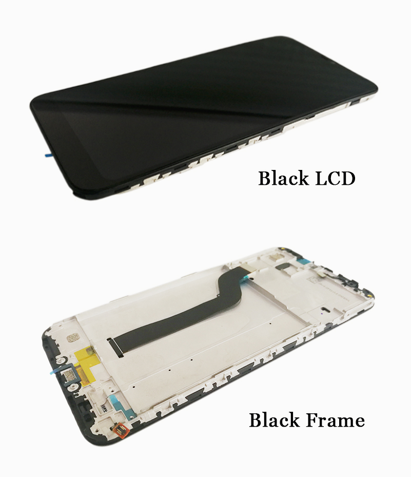"""5.84"""" AAA Quality IPS LCD+Frame For Xiaomi Mi A2 Lite LCD Display Screen Replacement For Redmi 6 Pro LCD 2280*1080 Resolution"""