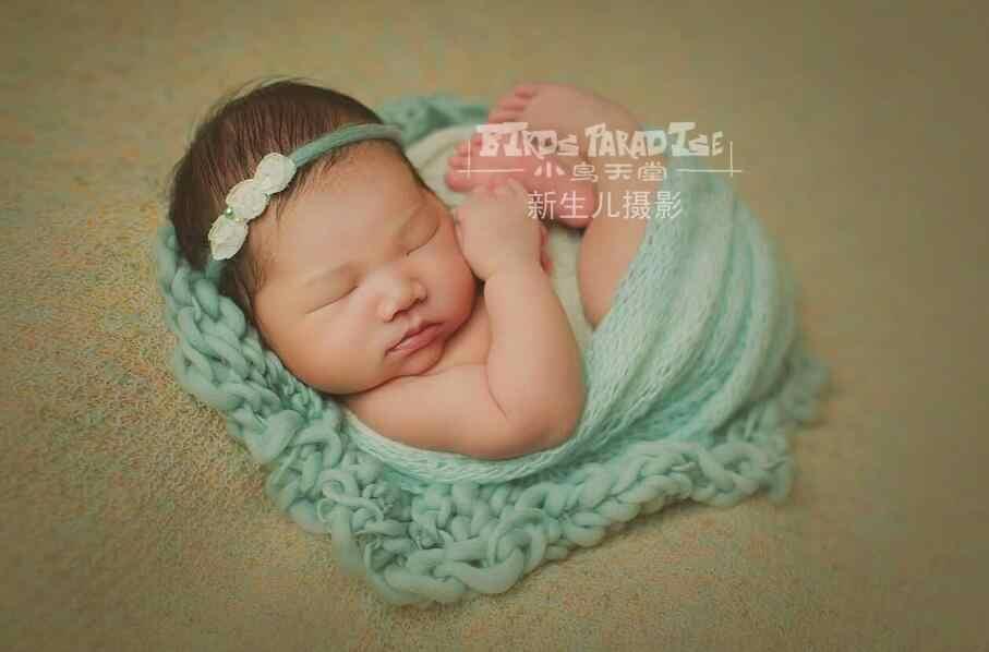 Хит! Одеяло для новорожденных девочек и мальчиков 55*55 см вязаный крючком