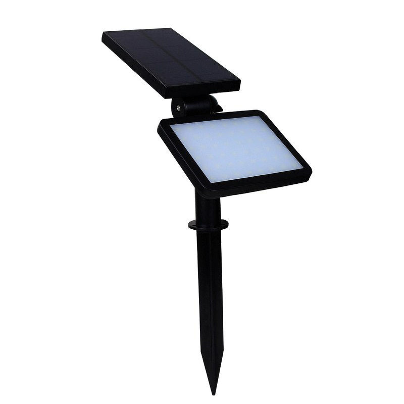 Solar Board Solar Panel Power Generater Powered Garden LED Street Light Kit For Street Yard Path Garden Street Night Lighting