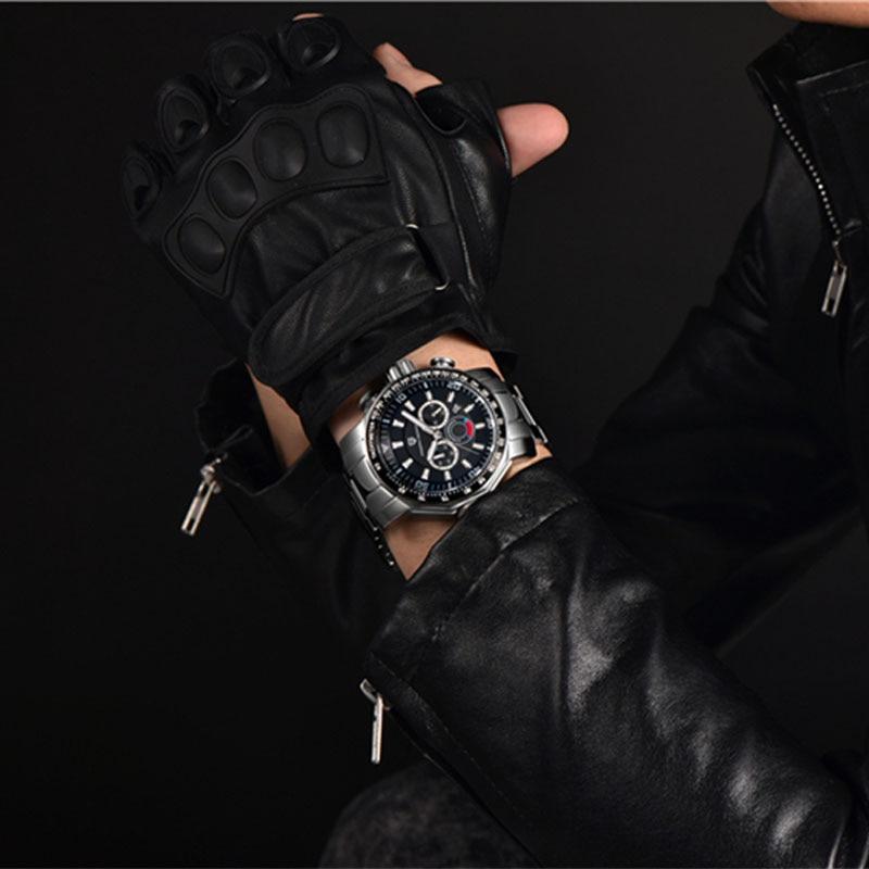 Часы мужские роскошные брендовые PAGANI дизайнерские спортивные часы для дайвинга военные часы с большим циферблатом многофункциональные кварцевые наручные часы reloj hombre - 4