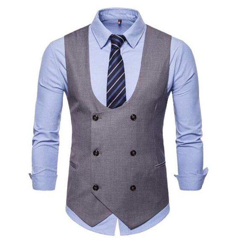 Doppio Color Degli Autunno Solido Di Vestito Personalizzato Inverno