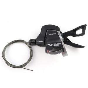Image 3 - Shimano 2020 Nieuwe M5100 Slx M7000 Groepset 1X11 Speed Mountainbike Bevat Versnellingspook Achter Dearilleur Cassette Ketting 11 S