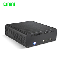 Mini Itx Aluminum PC  case E-K3 with power supply