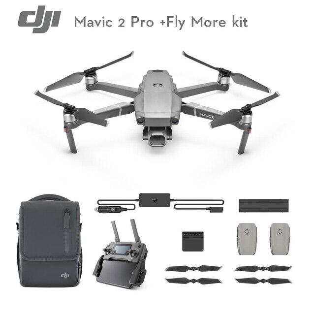 Mavic de DJI 2 Pro/Mavic 2 Zoom/volar más Combo/con gafas kit RC Drone Quadcopter en stock original a estrenar