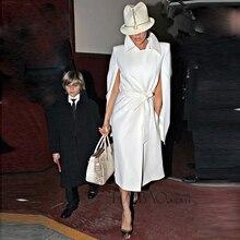 Высокое качество, новая мода, пальто Victoria, женская накидка, дизайнерское шерстяное пальто, верхняя одежда, пальто, размер XS-XXL