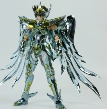 re stock Great Toys Pegasus V4 GT EX god EX metal armor bronze action figure toy-in Action & Toy Figures from Toys & Hobbies    1