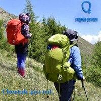 Сильный кислорода Cheetah 40 + 10L рюкзак Открытый легкие дышащие подвеска альпинизм мешок двойной плечо спортивная сумка