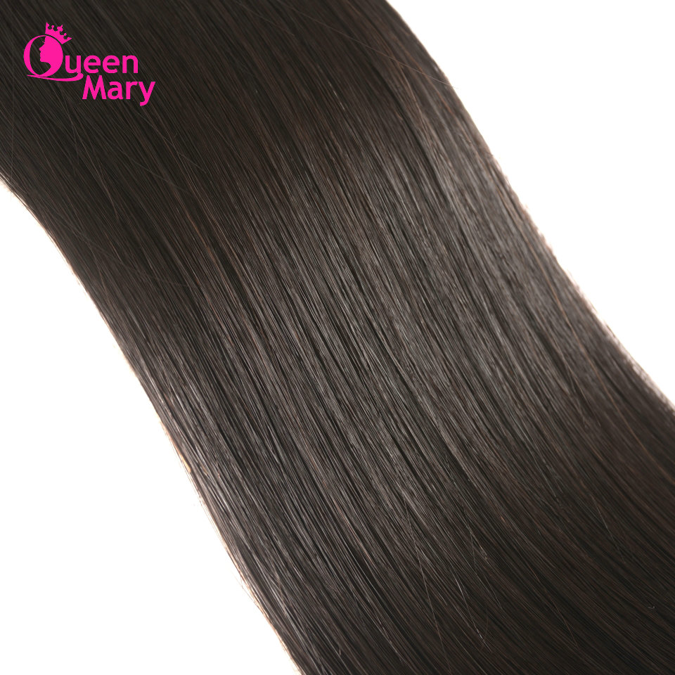 Peruvian Straight Hair Weave Bundles Human Hair Extension 4 Bundles Deal Queen Mary Non Remy Hair Straight Human Hair bundles