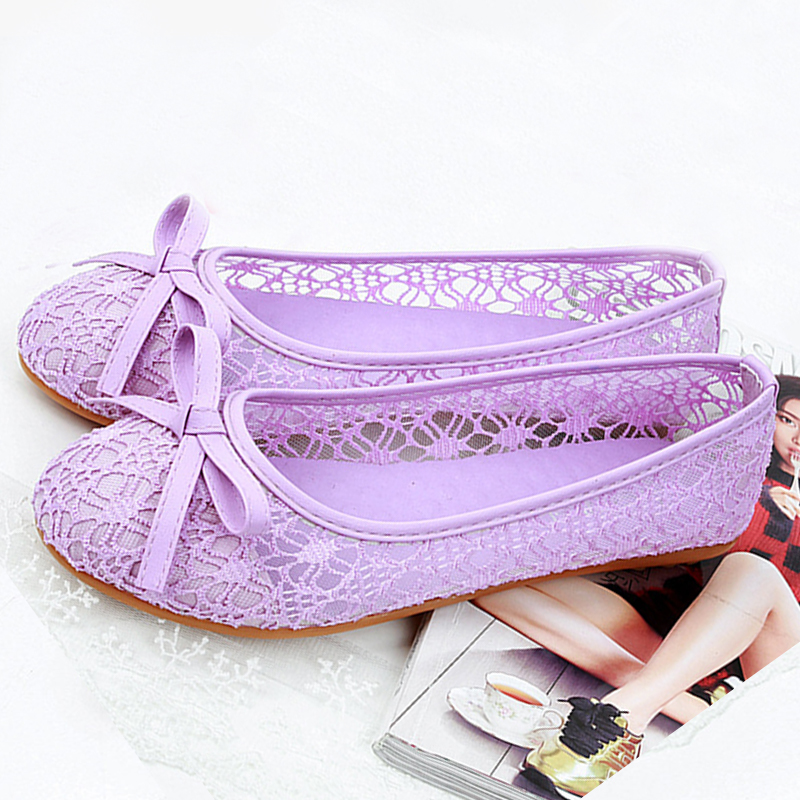 2018 New Women Sandals Summer women casual Flat shoes Bow Lace Shallow Mouth Shoes Comfortable Hollow-Out Flat Shoes women s shoes 2017 summer new fashion footwear women s air network flat shoes breathable comfortable casual shoes jdt103