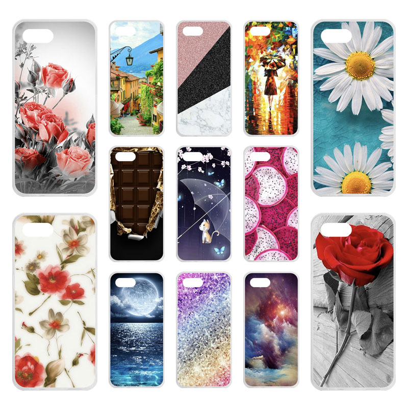 Oppo Realme C2 Cases Silicon DIY Painted Phone Coque For Oppo A1K RMX1941 CPH1923 Covers Bumper Soft TPU Back Shell Skin Housing
