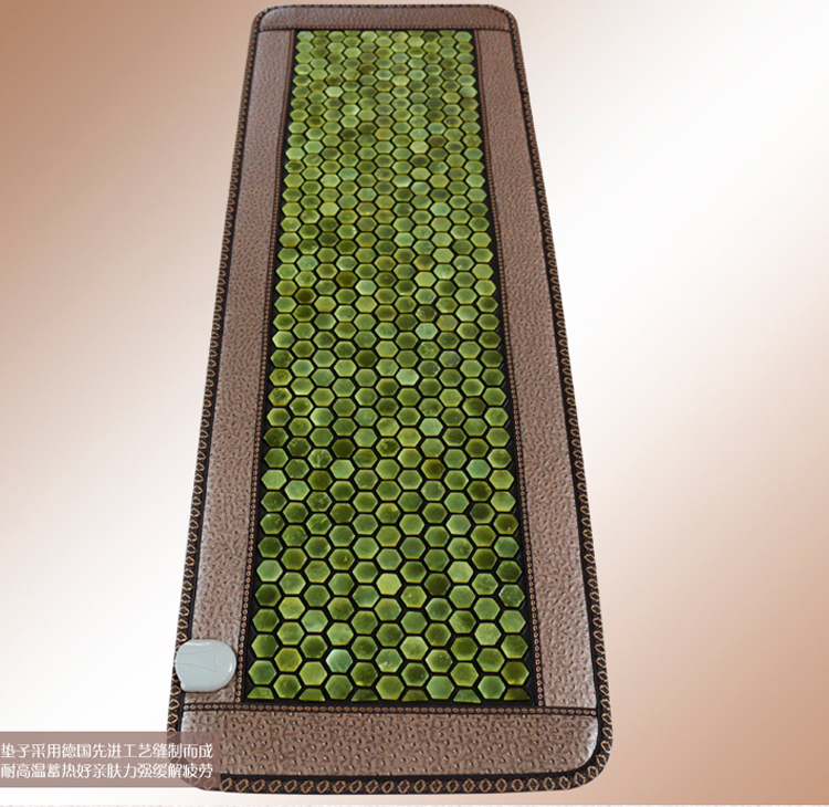 2016 Best selling Korea quality new health jade thermal heating mat soft high quality free shipping 50cmX150cm 2016 new style popular best selling natural jade