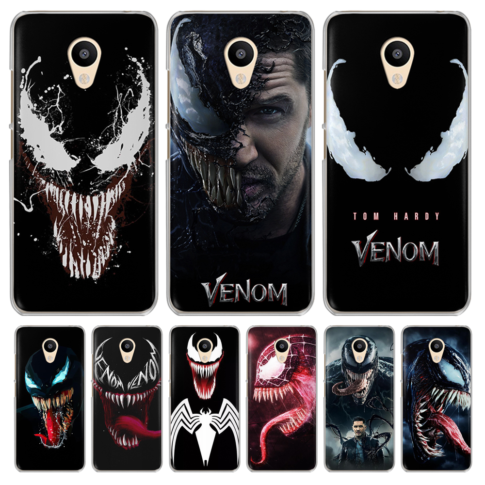 Hottest Venom For Coque <font><b>Meizu</b></font> <font><b>M3S</b></font> M5 M5S M5C Note M6 U10 U20 Pro 6 16th Case Soft Silicone phone <font><b>back</b></font> <font><b>cover</b></font> funda luxury marvel image
