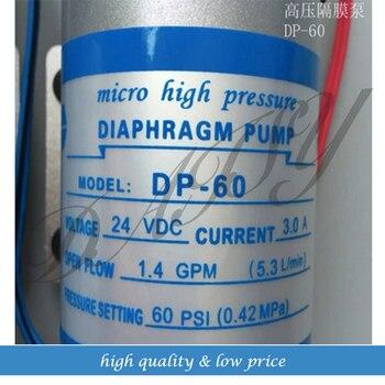 12v/24v Mini Diaphragm Water Pump Boost Water