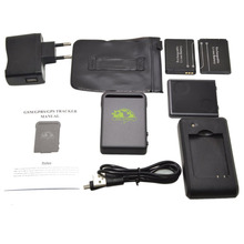 Newest TK102-2 Safe and reliable Mini Car Vehicle Tracker GPS Real time GPS/SMS/GPRS Tracking Device Hot  Free Shipping