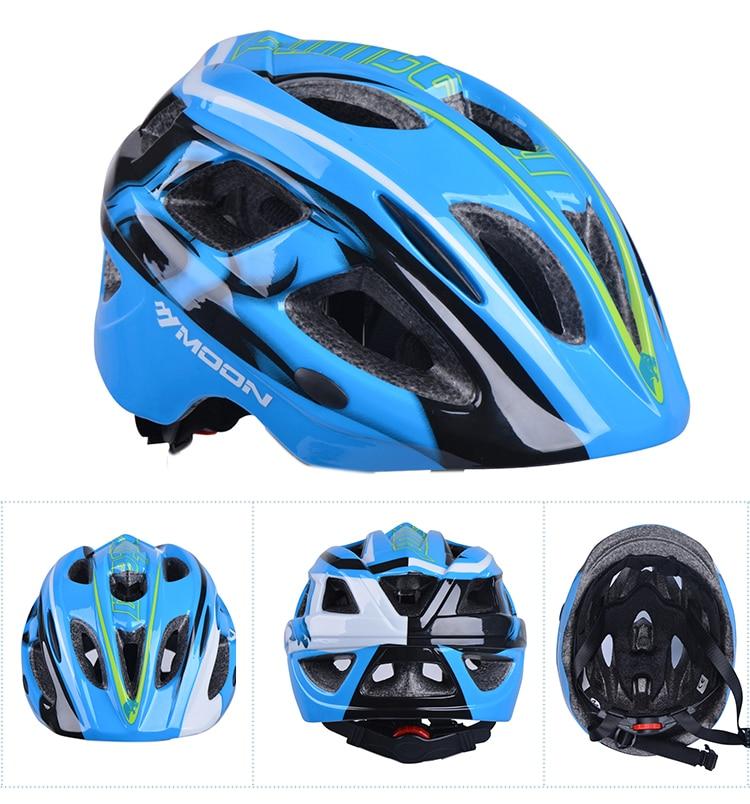 MOON Cycling Helmet Outdoors Bicycle Helmet Cute Kids