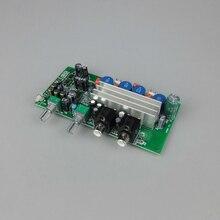 цена на TPA3116 Dual Voice Coil Subwoofer Digital Audio Amplifier 2*100W car subwoofer DC power supply 24V