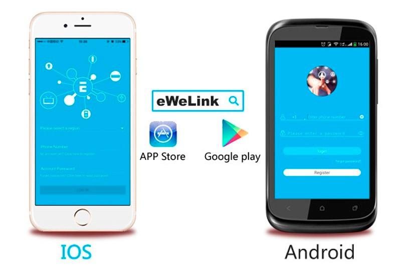 Sonoff Moduł Automatyki Inteligentnego Domu Wifi Przełącznik Uniwersalny Zegar Diy Przełącznika Bezprzewodowego Pilota zdalnego sterowania Poprzez IOS Android 10A/2200 W 16