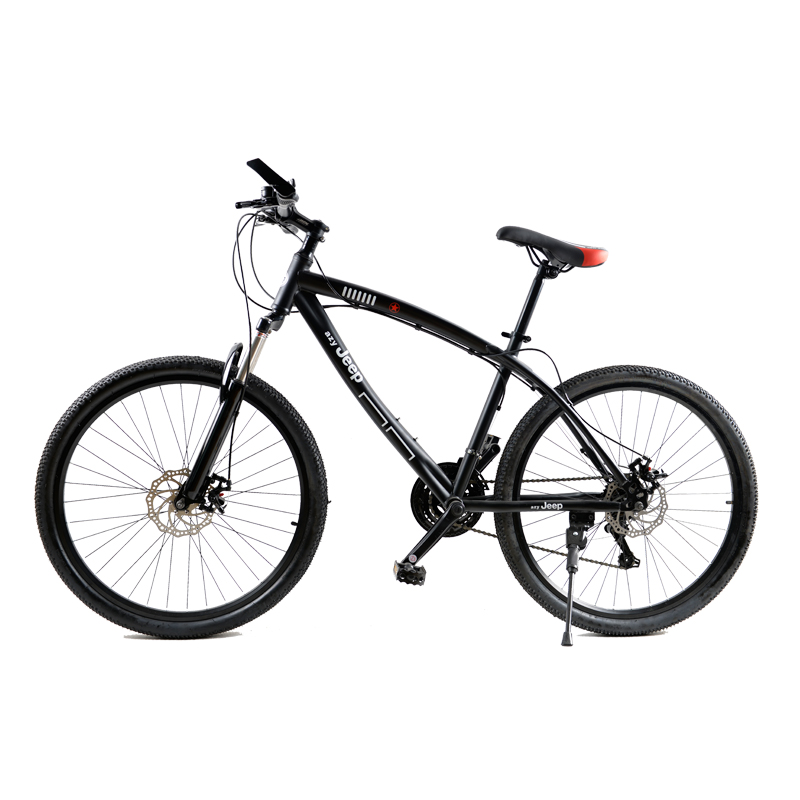 HaoYuKnight Bike Mountain Dike 26 inch 21 Speed Disc Brake Men And Women Students Off The Road Bicycle snow bike for man and women front and rear mechanical disc brake mountain bike big tire 26 inch 21 speed folding fat bike