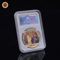Double Sided Coin Collecting Coin US Commemorative Coin American Metal Coin Promotional Gift Souvenir