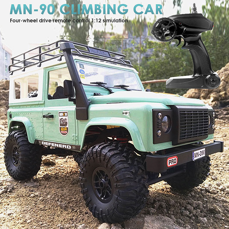 Off Road Suv Rc Suv Relax Suv Toy Funny RC for MN D90 Realistic Multicolor Outdoors