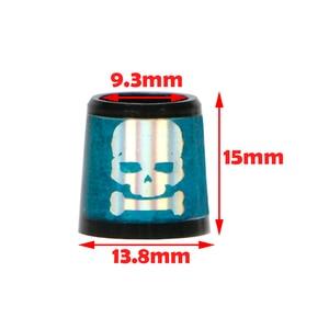 Image 5 - Puntali da golf skull per ferri e cunei spec: interno * superiore * dimensioni esterne 9.3*15*13.8mm spedizione gratuita