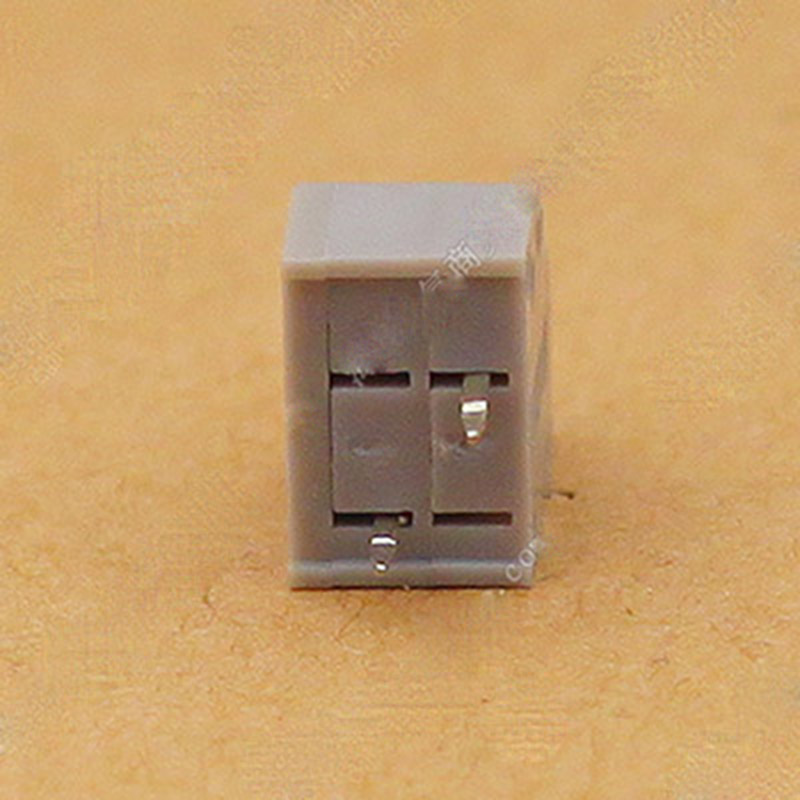 10pcs/lot 250-2p Pitch 3.5mm Pcb Spring Terminal Blocks Grey Legs/anti-feet Easy To Lubricate Electrical Equipments & Supplies Terminals