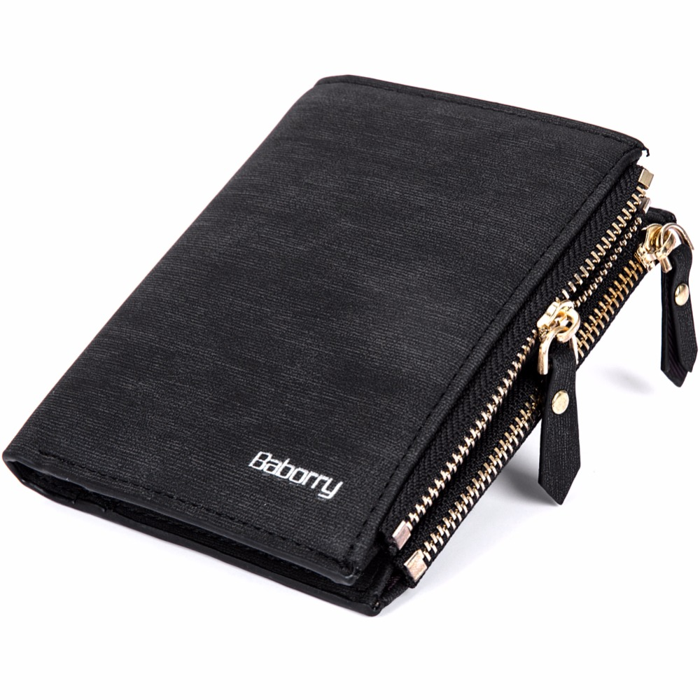 Rfid Diebstahl Protec Münze Tasche Zipper Männer Brieftaschen Berühmte Marke Herren Brieftasche Männlichen Geldbörsen Geldbörsen Neue Design Top Männer Brieftasche Home