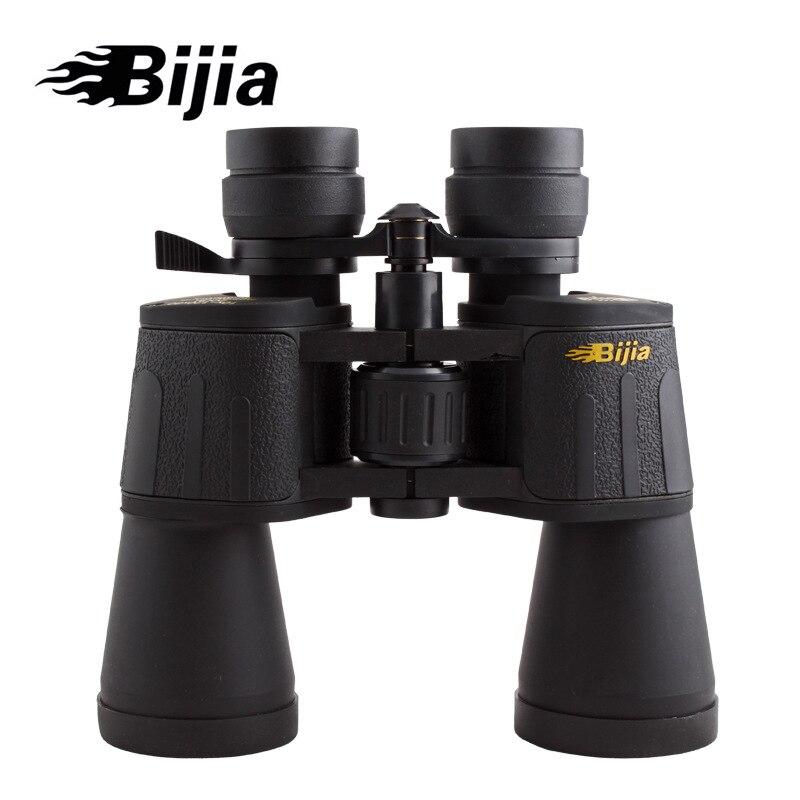 BIJIA Professional optic night vision telescope 8-24X50 zoom binoculars HD waterproof for outdoor camping with tripod interface veber бпц zoom 8 24x50