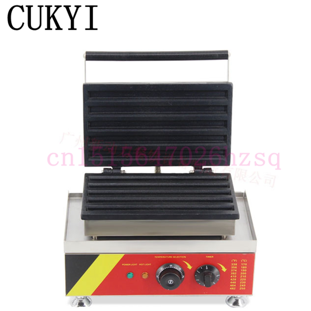 CUKYI rectangle waffle maker machine, churro machine vibration type pneumatic sanding machine rectangle grinding machine sand vibration machine polishing machine 70x100mm