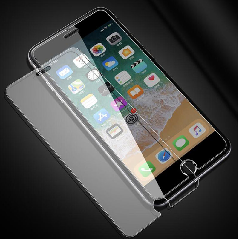 Protective Tempered Glass For Iphone 6 7 5 S Se 6 6s 8 Plus XS Max XR Glass For Iphone 7 8 X Screen Protector Glass On Iphone 7