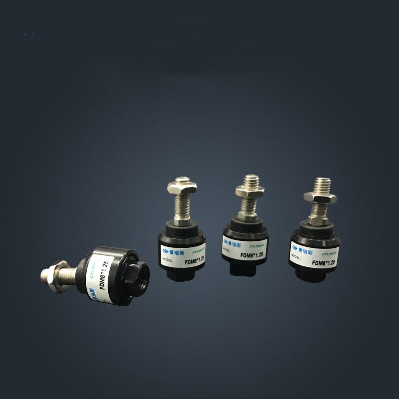 1 pièces flottant Joint M36x2.0mm femelle à mâle filetage pneumatique cylindre Piston chape, F-M36X200F