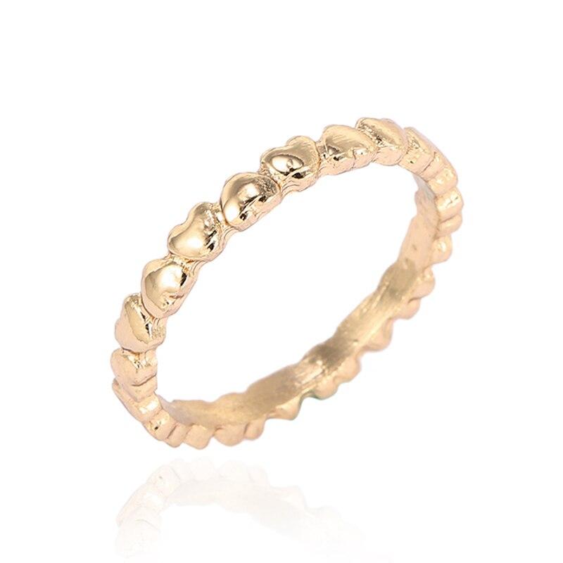 Модные плетеные кольца с кристаллами для женщин, золото/серебро/розовое золото, тонкое женское кольцо, вечерние ювелирные изделия для помолвки - Цвет основного камня: RG002