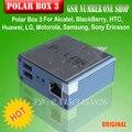 Polar Box 3 Полный Активация С 35 Кабелей ремонт разблокировка Для Samsung и LG & HTC & BB + Бесплатная доставка по DHL
