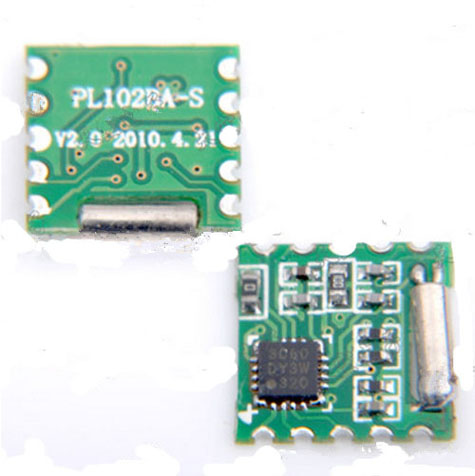 US $30 46  10pcs/lot Radio Module SI4730 V2 0 FM/AM Dual Band Radio Module  L63-in Integrated Circuits from Electronic Components & Supplies on