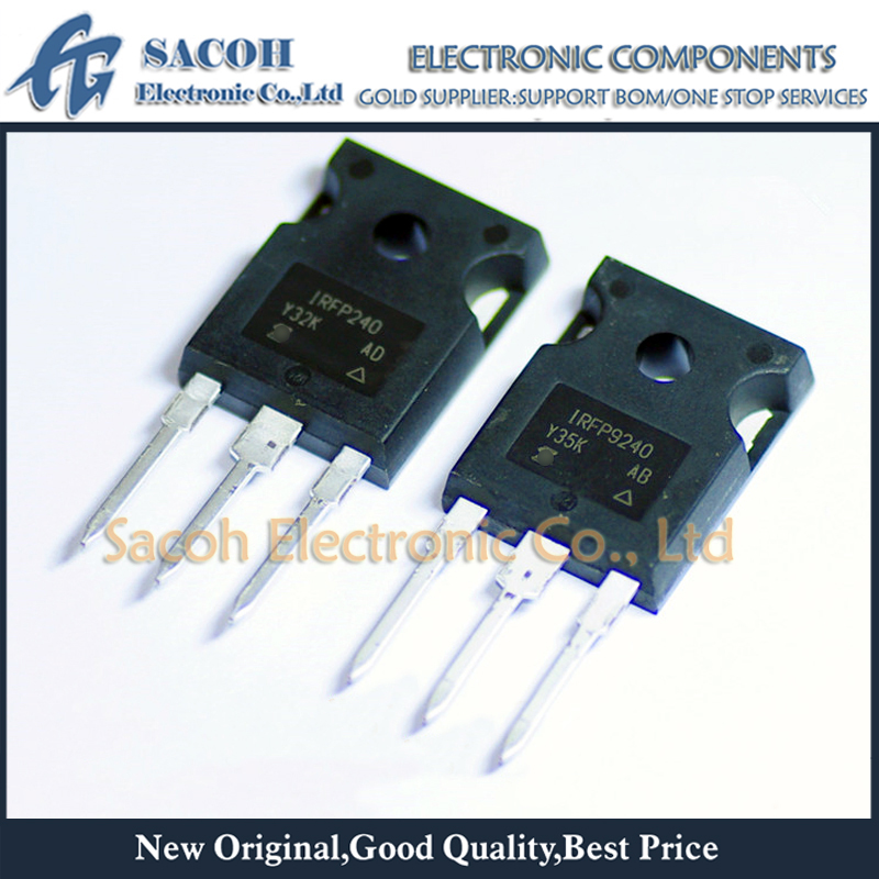from US /' IRFP9240-2 pcs N-channel 20A 200V TO-247  Power MOSFET 5K