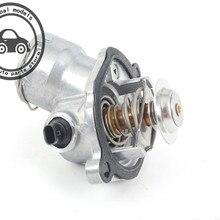 Сборка термостата Хладагент термостат для Mercedes Benz W251 R280 R300 R320 R350 R400 R500 R63