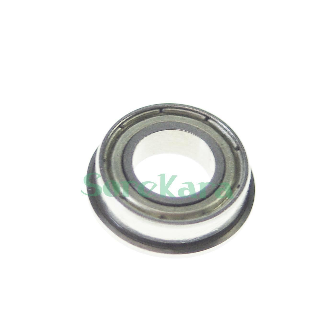 "SFR2-5ZZ Flanged Bearing 1//8/""x5//16/""x9//64/"" inch Miniature Ball Bearings"