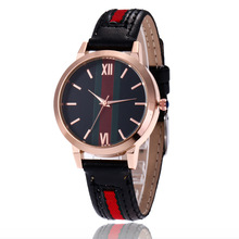 Luxury Brand Women Watches 2018 Fashion Casual Leather Quartz Watch Men Business Wristwatch Ladies Dress Watch Relogio Feminino funique fashion business men watch leather mesh man dress quartz watch casual male relojes hombre feminino simple wristwatch