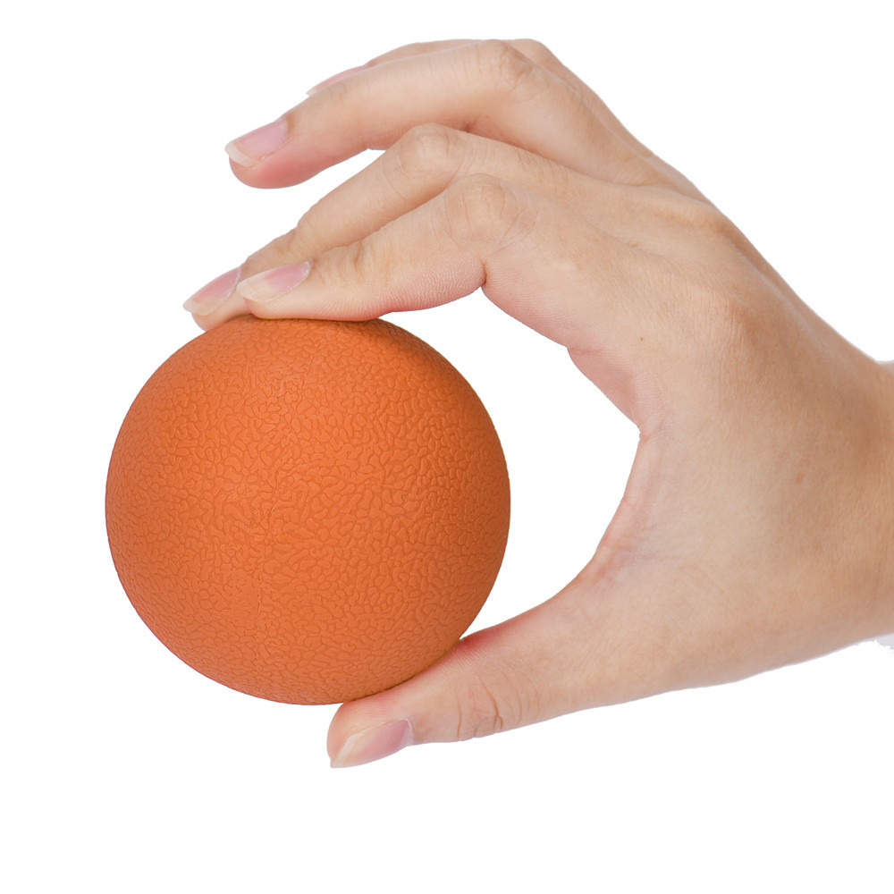 6.5CM Rubber Ball Massage Trigger Points Body Healt