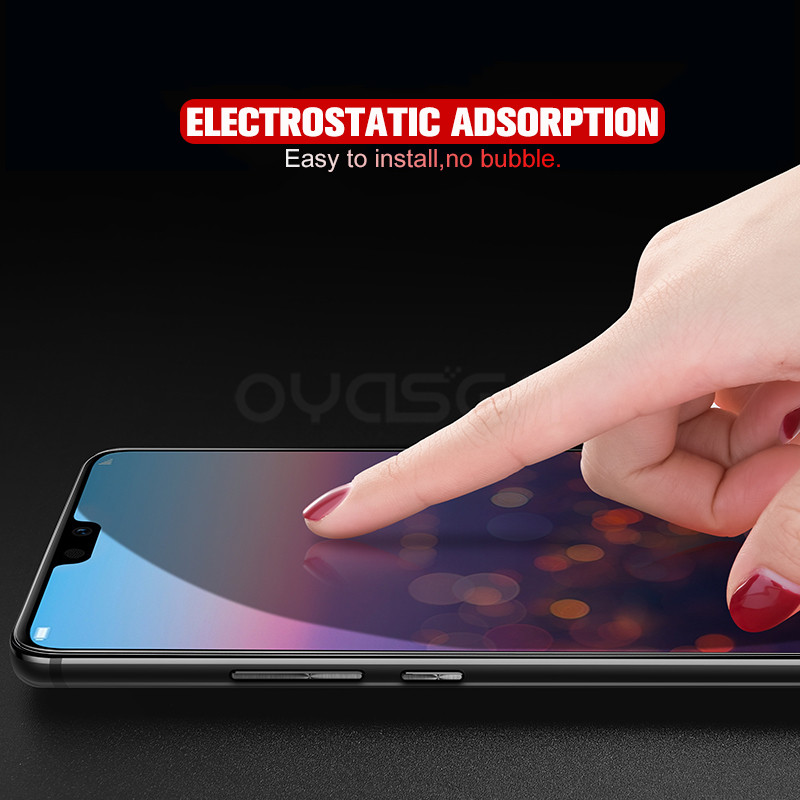 Explosion proof Tempered Glass For Huawei P20 Lite Pro Nova 3 3e 3i 9H Anti Scratch Screen Protector For Huawei P10 Lite Plus in Phone Screen Protectors from Cellphones Telecommunications