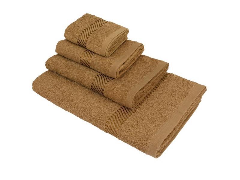 Towel bath WELLNESS, Lucky, 70*140 cm, Brown towel bath santalino with рождением доченьки 70 140 cm
