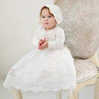 Baby Baptism Dresses Girls Gowns 1 Year Girl Baby Birthday Dress Infant Christmas Dress
