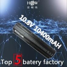 10400MaH Battery for HP Pavilion DM4 DV3 DV5 DV6 DV7 G32 G42 G62 G56 G72 for COMPAQ CQ32 CQ42 CQ56 CQ62 CQ630 CQ72 batteria akku 7800mah battery for hp pavilion dm4 dv3 dv5 dv6 dv7 g32 g42 g62 g56 g72 for compaq presario cq32 cq42 cq56 cq62 cq630 cq72 mu06