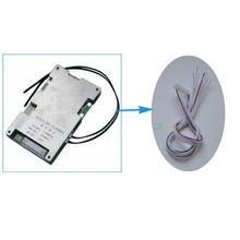 14S умный литий-ионная аккумуляторная печатная плата с поддержкой Bluetooth для мобильных BMS для 48V 58.8VLi-литий-ионный для е-байка Батарея система с 30A ток